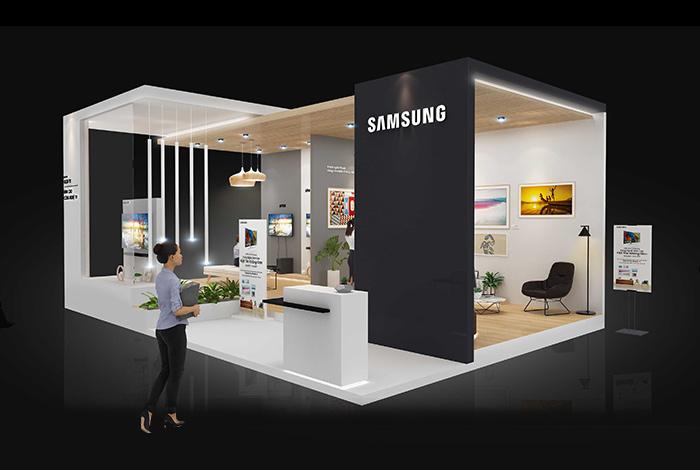 SAMSUNG - VIETBUILD EXHIBITION 2017