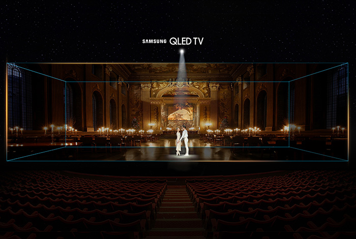 SAMSUNG - QLED TV LAUNCH
