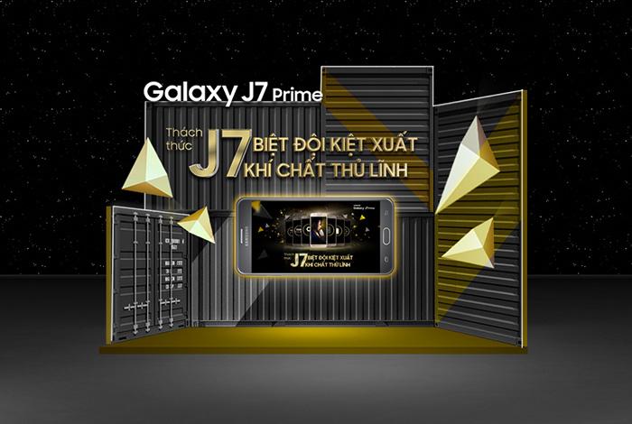 SAMSUNG - GALAXY J7 PRIME