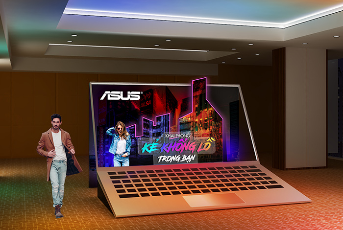 ASUS - VIVOBOOK A LAUNCH