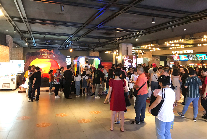 CGV - LION KING ACTIVATION