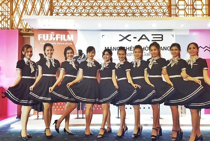 FUJIFILM - LỄ RA MẮT SẢN PHẨM X-A3
