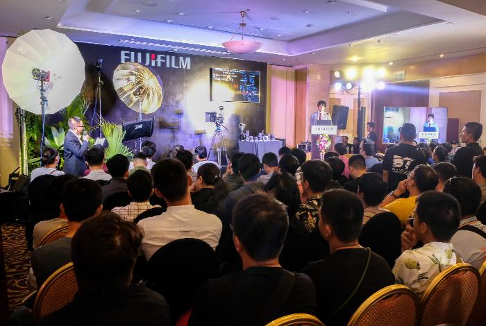 FUJIFILM - LỄ RA MẮT SẢN PHẨM GFX 50