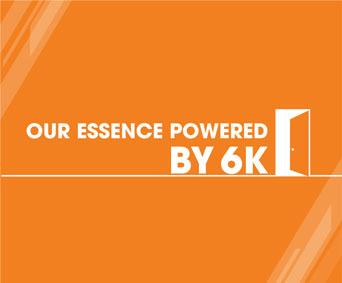 Giá trị cốt lõi của KeyCom dựa trên 6K