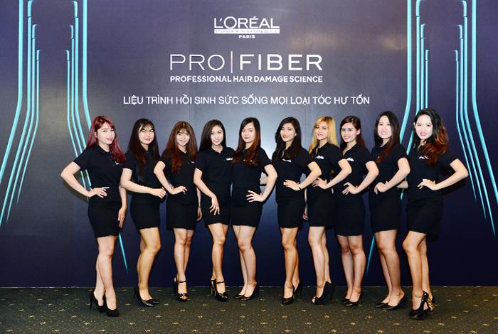 L'OREAL - LỄ RA MẮT SẢN PHẨM PROFIBER