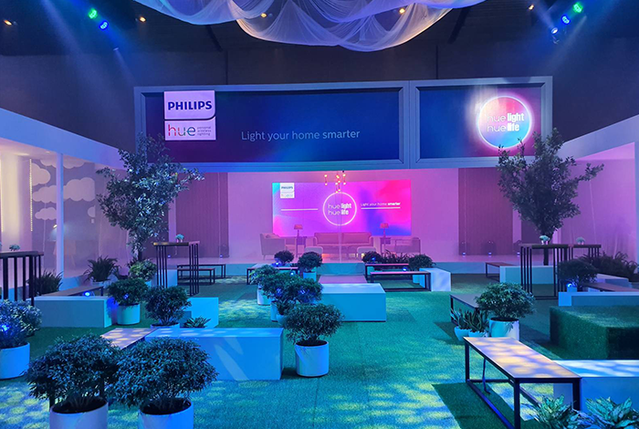 PHILIPS HUE LAUNCH