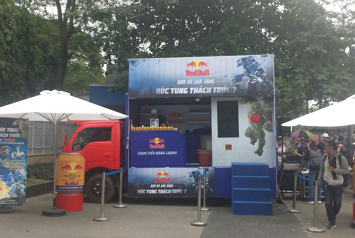 RED BULL - CHAMPION DASH