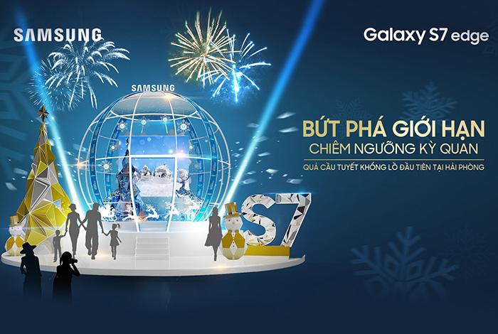 SAMSUNG - GALAXY S7 FESTIVAL